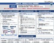 京都大学、100%出資完全子会社「京大オリジナル」設立…産官学連携を強化