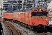 大阪環状線「103系」引退発表! 「10月3日勇退」と粋な演出も