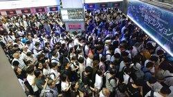台風運休で入場規制、改札前は阿鼻叫喚… 都心各駅の「地獄絵図」まとめ
