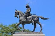 伊達政宗公生誕450年 騎馬像は全部で4体あった!