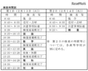 【高校受験2018】千葉県公立高入試、選抜実施要項を公表