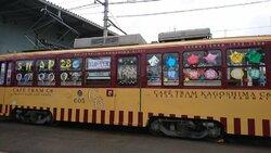 画像:鹿児島「SMAP列車」今年も運行 デビュー記念日でファン企画...「本人たちがお祝いできないなら」