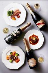 画像:「ANAインターコンチネンタルホテル東京」のシャンパン・バーが「ペリエ ジュエ」をキーブランドに展開!