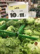「群馬産レタス10円」 目を疑った記者が、スーパーに「激安のわけ」を聞いてみた