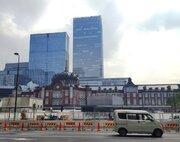 東京駅の「丸の内駅前広場」が美しくなった! 道行くおじさん「十何年ぶりに来てみたら...」