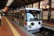 東急世田谷線の「招き猫電車」 遭遇できない日もあるって本当?