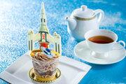 【ディズニー】34年間のミッションに敬礼!「スタージェット」スペシャルケーキセット