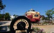 甦れ!ボンネット特急... 石川・小松の展示車両、修繕費をクラウドファンディング募集