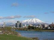 岩手山、早くも「初冠雪」 画像ツイート続々と