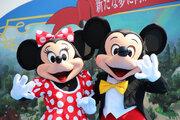 【ディズニー】2パーク合計の入園者数が過去3番目に!2017年度上半期入園者数を発表