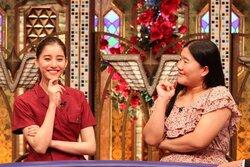 画像:新木優子&ガンバレルーヤ・よしこがゲストで登場「TOKIOカケル」