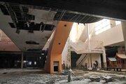まるでゾンビ映画の舞台... 営業休止から5年、完全に廃墟と化したショッピングモールの姿がこちら