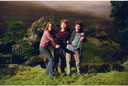 画像:「ハリー・ポッターの秋」第1週は『ハリー・ポッターとアズカバンの囚人』今夜