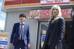 画像:高良健吾×城田優、撮影合間のオフシーンも!「バイバイ、ブラックバード」メイキング映像