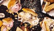 """熱くて冷たい新スイーツ""""アイスコーン""""新登場! 「TREE by NAKED marunouchi」×「Ben & Jerry's」コラボ"""