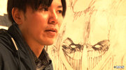 「進撃の巨人」原作者・諫山創に密着!物語の最終コマも明らかに…「情熱大陸」