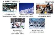 JR東日本「冬の体験学習型ツアー」ワカサギ釣り・水族館など全5コース
