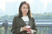 矢田亜希子、「SUITS」で織田裕二と「ラストクリスマス」以来の共演! 「タイムスリップした感覚」