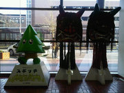 秋田では日馬富士よりも...? 県公式キャラ「スギッチ」が引退、県民「ありがとね」「忘れないよ!」