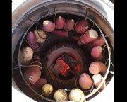 石焼きならぬ「壺焼き芋」! 知る人ぞ知る富山の絶品焼き芋
