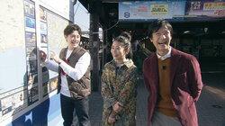 画像:堺雅人と高畑充希が江ノ島で漁師飯を堪能!「火曜サプライズ」