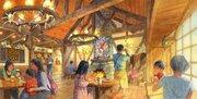 【ディズニー】ガストンのレストラン詳細が判明、クロワッサンなどパン中心