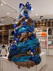 画像:今年もすごいぞ「オオサンショウウオツリー」 京都水族館、安定のクオリティに脱帽