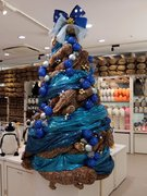 今年もすごいぞ「オオサンショウウオツリー」 京都水族館、安定のクオリティに脱帽