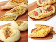 大丸東京店の5大チーズパンが決定! 第11回「パン屋大賞」のベスト5パン