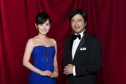 画像:ジョン・カビラ&高島彩、再び「アカデミー賞」中継案内役に!