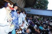 茨城のパンクな奇祭「悪態祭り」 「バカヤロウ!」神社に飛び交う罵詈雑言