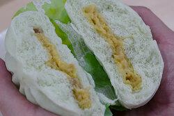 画像:【実食レポ】噂のミドリムシ入り中華まんを、ミドリムシの画像を見ながら食べてみた