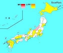画像:【インフルエンザ17-18】46都道府県で増加、最多は長崎