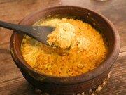 カルディの食材だけで作れる! プロが教える本格スリランカ料理【3】ぽってりパリップと水菜のサンボーラ