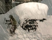 雪国民がよく言う「車掘り出してから帰るわ」 実際の様子が想像以上に過酷だった