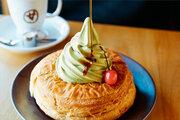 コメダ珈琲の和喫茶「おかげ庵」が関東初オープン! 店舗限定の「抹茶シロノワール」など和メニューを提供