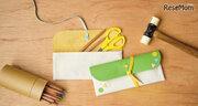 1・2月は「革のくるくるペンケース」作り、土屋鞄10店舗無料開催