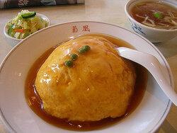 画像:実は日本生まれの天津飯、「あん」の味が地域によって違うって知ってた?
