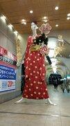 名古屋の美魔女「ナナちゃん人形」 奇跡の44歳、美貌の秘訣を聞いてみた