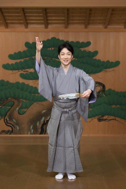 東京暮らし(7)>野村萬斎さんに聞きました